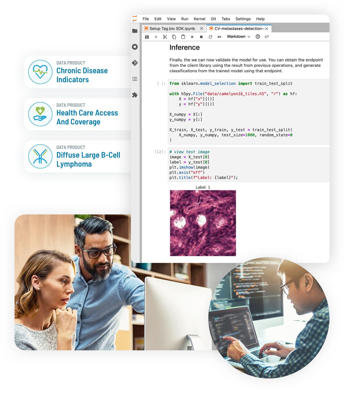 tag.bio healthcare machine learning and ai